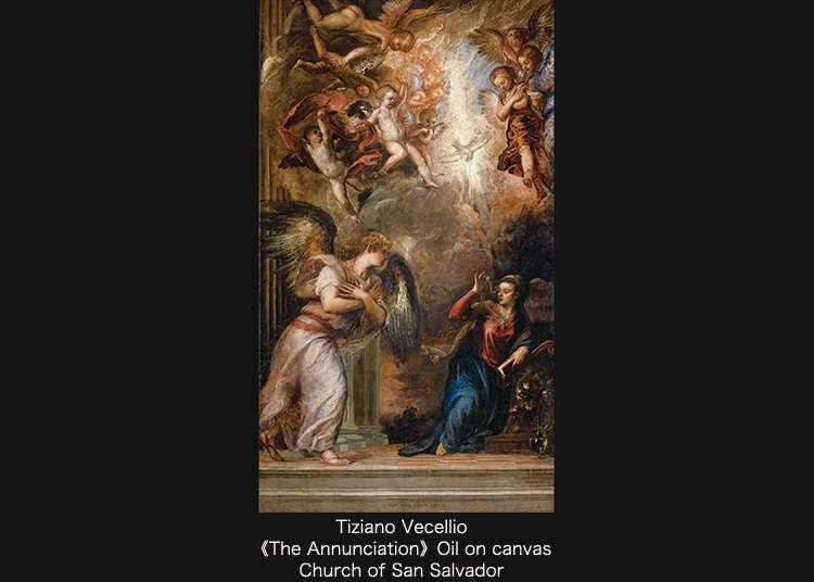 """""""文艺复兴时期威尼斯画派的巨匠们"""""""