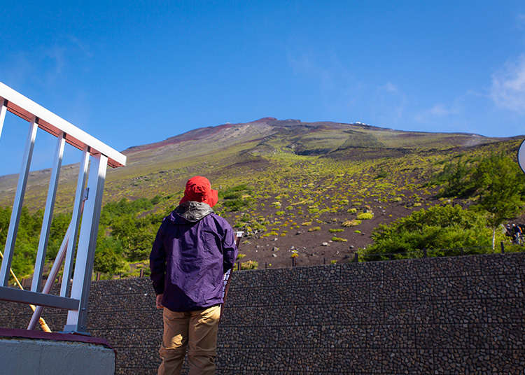 Keeping Mt. Fuji Clean for Future Generations
