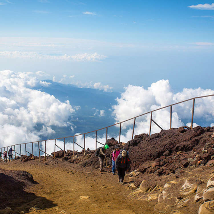 Information about Mt. Fuji