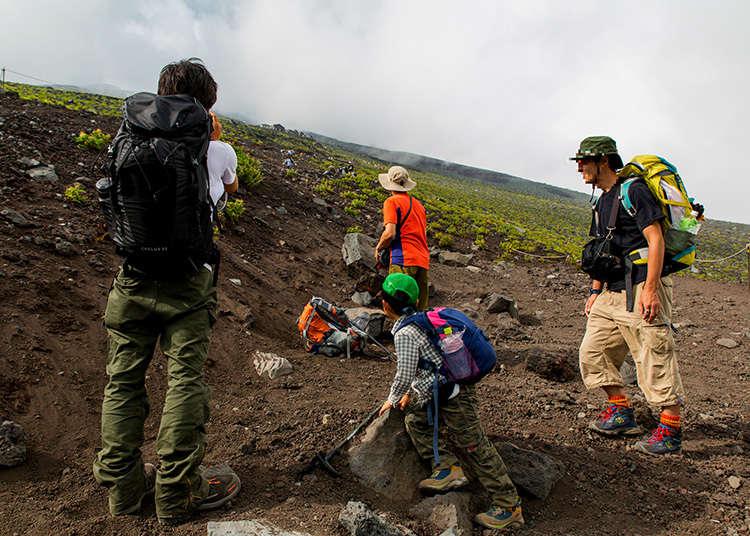 安全な登山のために準備したいこと