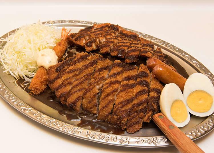 盡情享受金澤自豪的B級美食