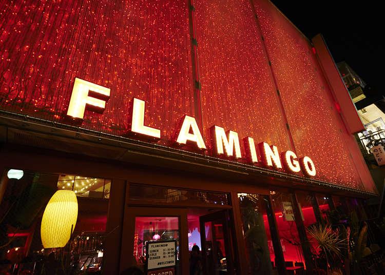 아메리칸 스타일의 멋진 카페, FLAMINGO