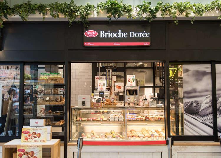 在法国为大家都熟知的烘培面包咖啡店