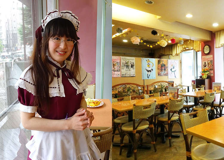 [MOVIE] 潛入女僕咖啡廳的老舖!