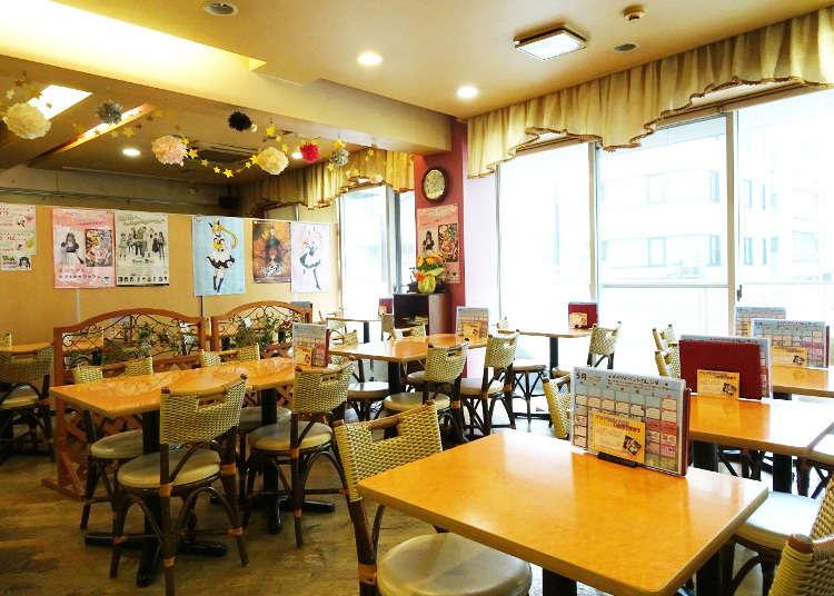 女僕咖啡廳走向全世界