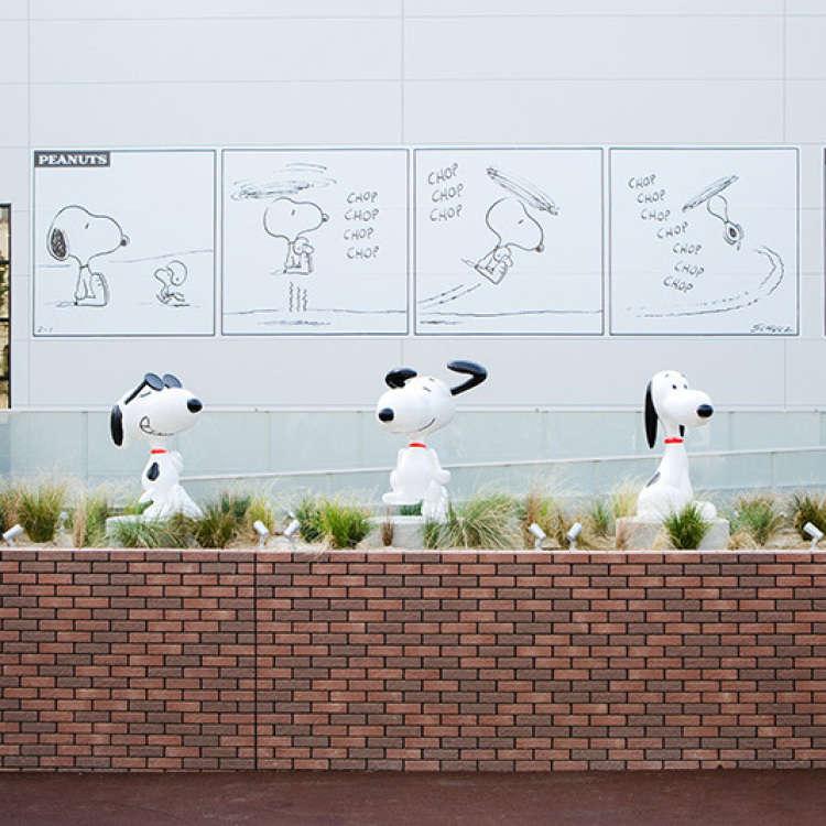 『스누피 뮤지엄』이 롯폰기에 오픈!