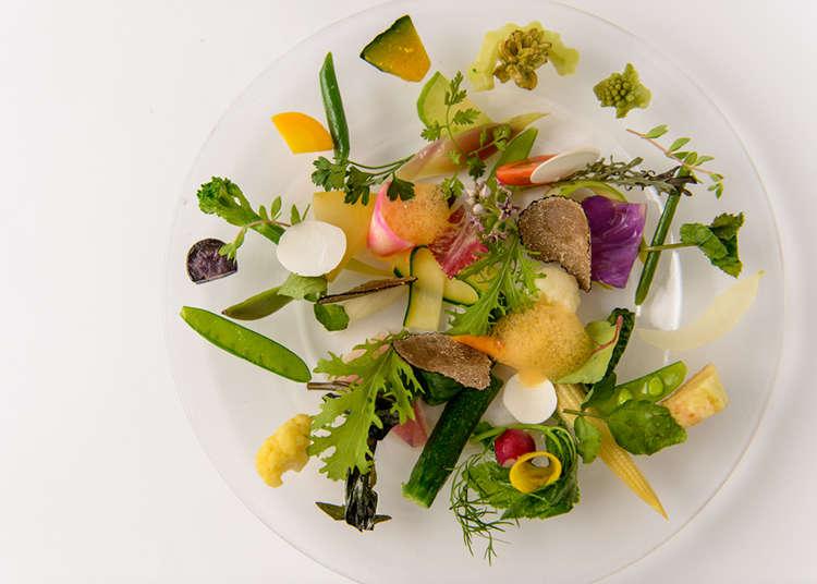 米其林星级餐厅!在法国习得的正统派法国料理