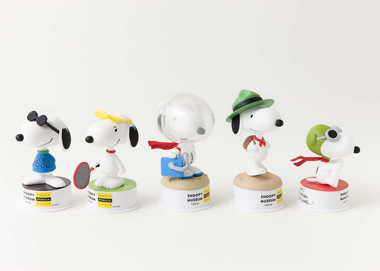Mencari Oleh - Oleh di Snoopy Museum dan Beristirahat di Kafe
