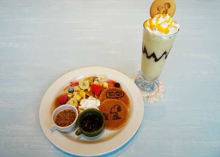 飲品&甜品菜單也豐富多彩!