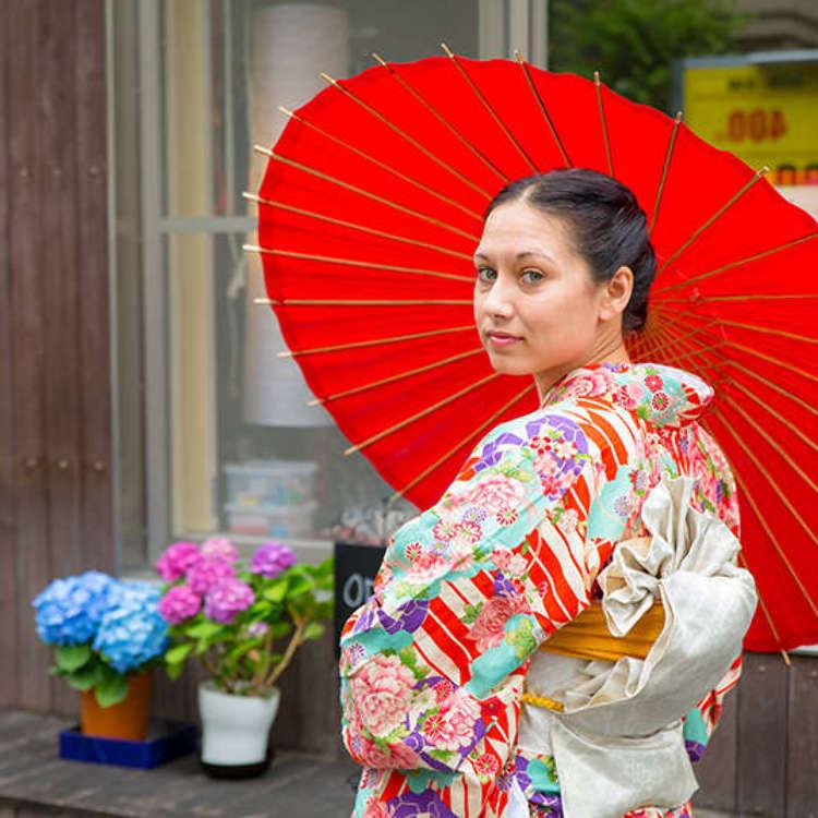 [MOVIE] สวมชุดกิโมโน และเดินเล่นในเมืองวัฒนธรรมของโตเกียว