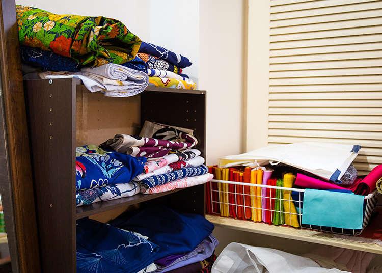伝統的だけど国際的な着物レンタル店