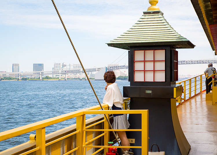 Making Memories on the Atakemaru