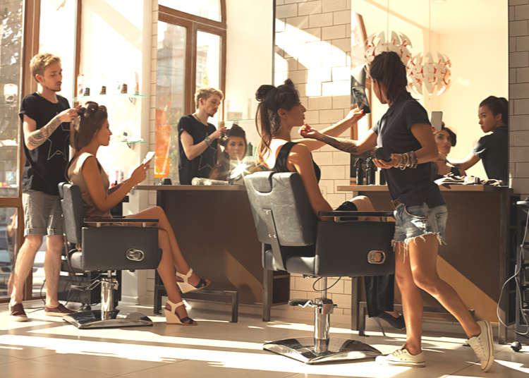 9 Stylish English-Speaking Hair Salons in Tokyo