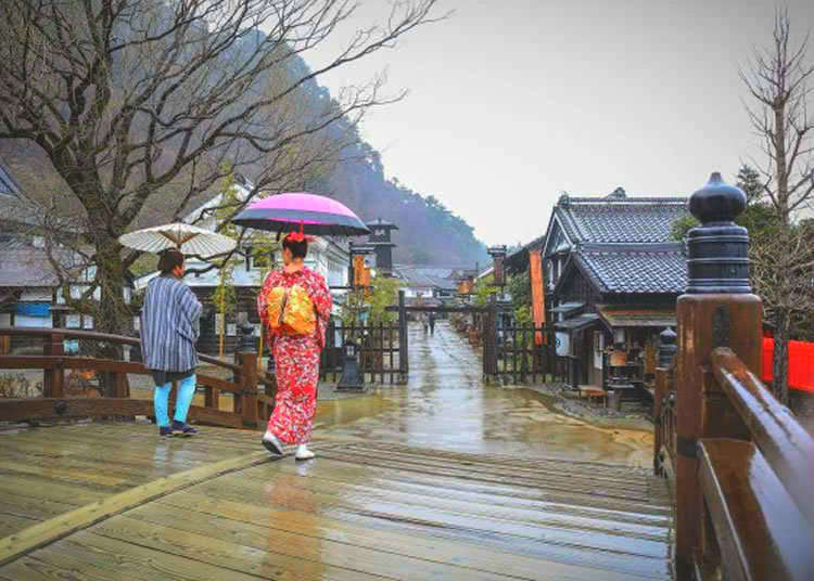 "Experience the Edo Period at ""Edo Wonderland Nikko Edomura!"""