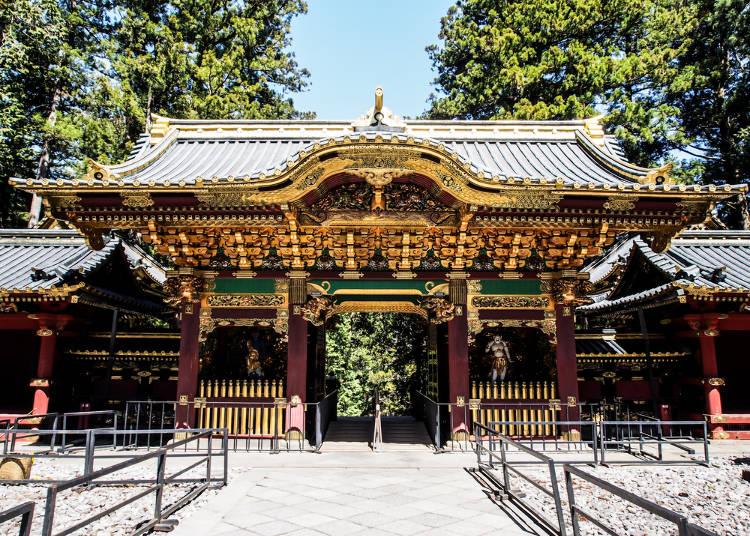Toshogu, The Final Resting Place of Tokugawa Ieyasu