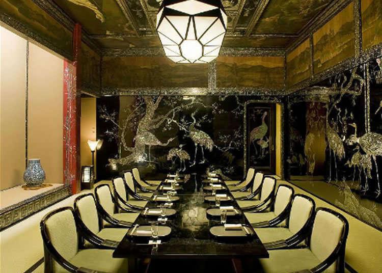 4. TOFUTEI: Eight Elaborate Private Rooms