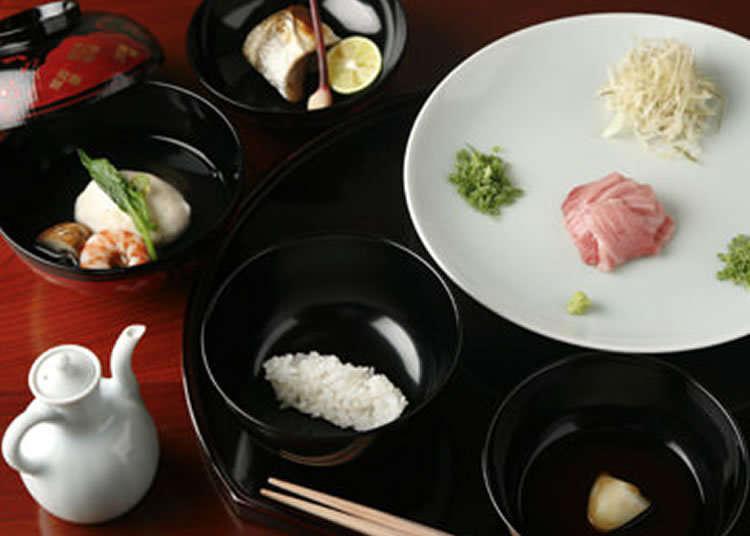 Hidangan Premium Sebelum Upacara Teh (Chagaiseki) Terbatas untuk 1 Pasangan 1 hari