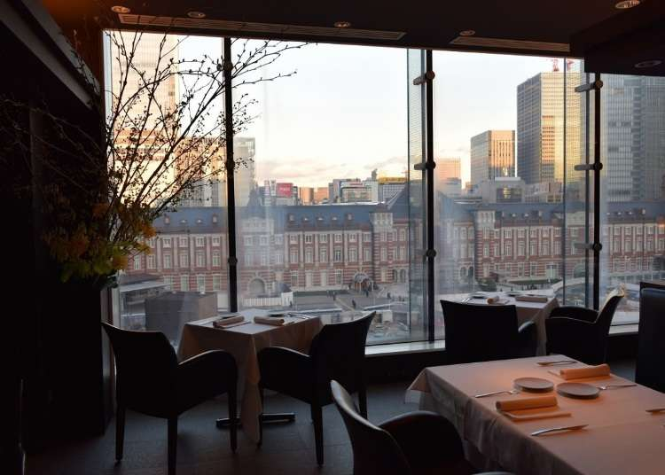 84d826afb9e Million Dollar View  Tokyo s Top 4 Restaurants with the Best View ...