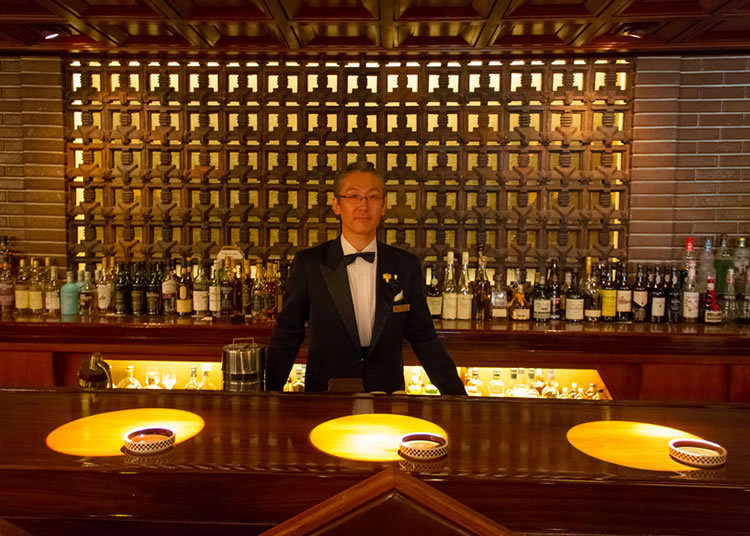东京首屈一指的古典风格酒吧