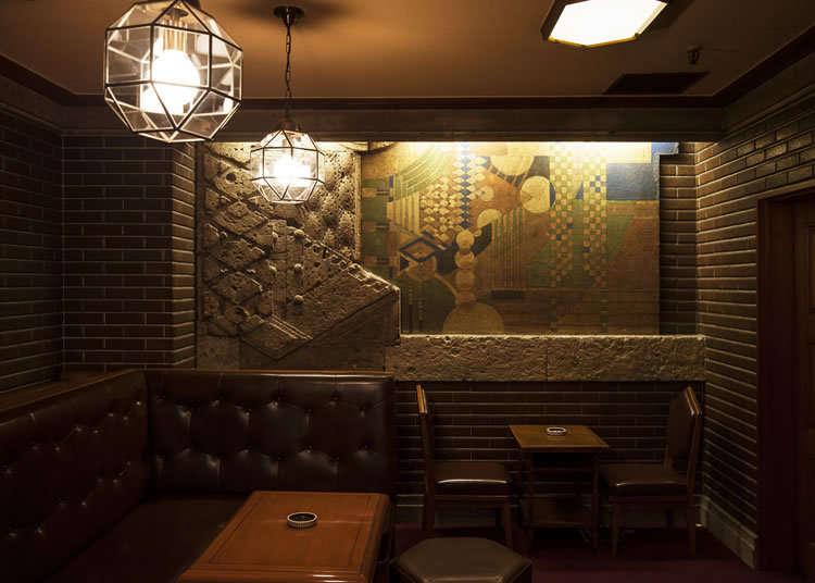 關於酒吧的歷史和建築