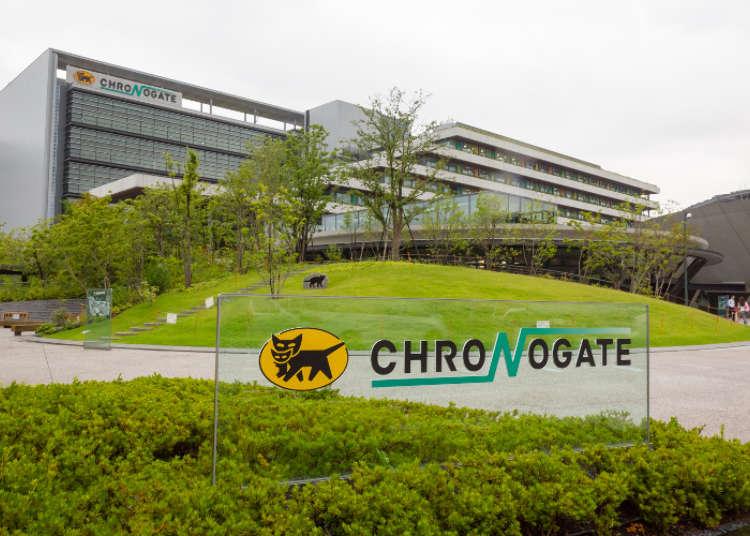 [MOVIE] Chronogate: The Future of Logistics