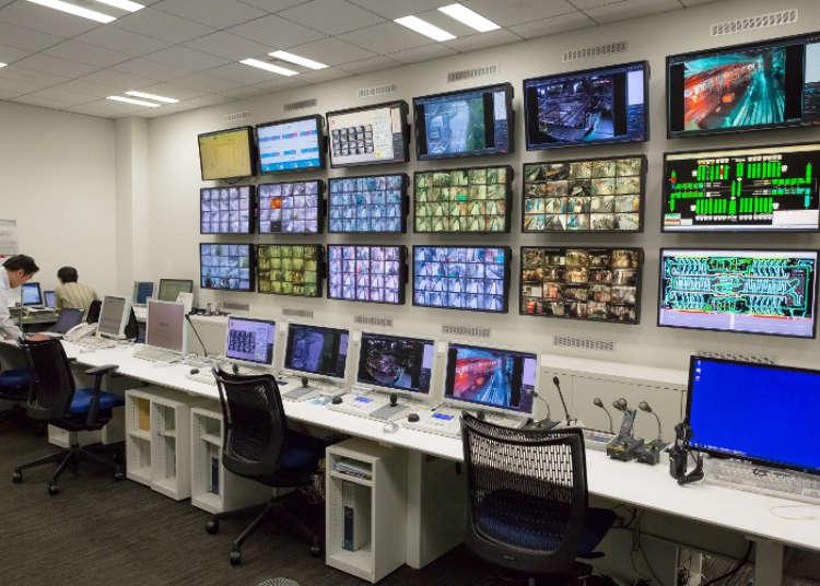 The Chronogate Control Center