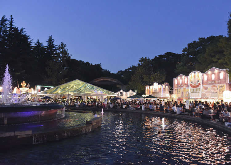 [2017] Enjoy Culture, Enjoy Food: Tokyo's Events in September