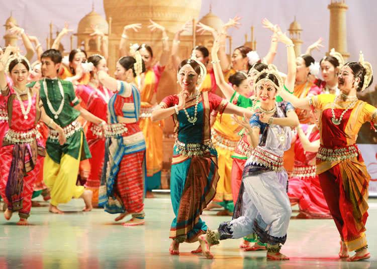 Namaste 印度 2017