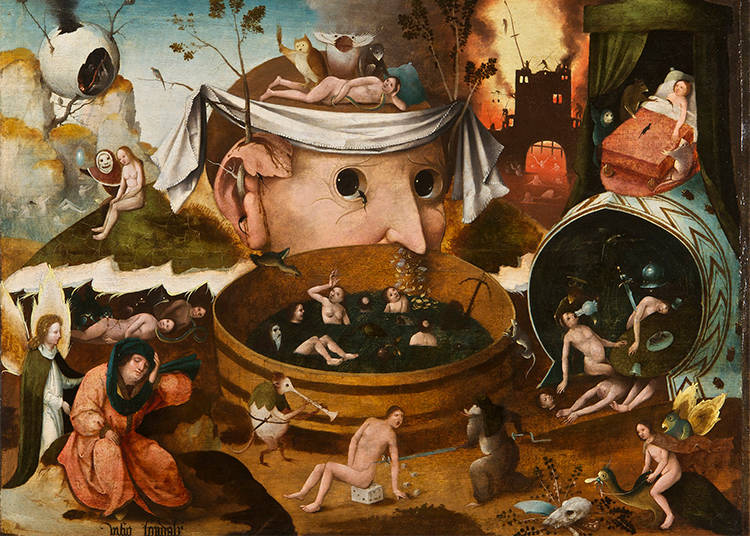Fantastic Art in Belgium: A Bizarre Journey Through 500 Years of Belgian Art