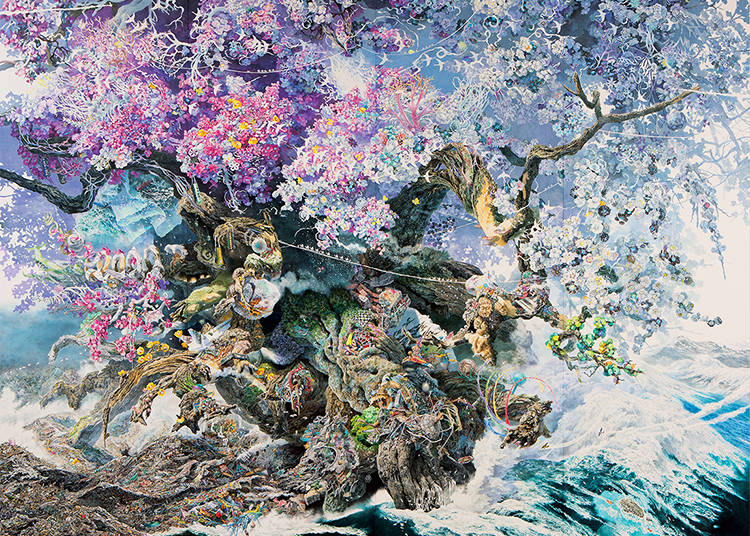 Ikeda Manabu: The Pen - Condensed Universe