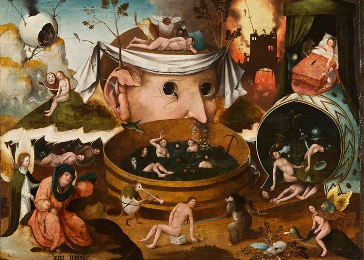 比利時奇想系列 從博斯( Bosch)到馬格里特( Magritte)、讓·法布爾(Jan Fabre)