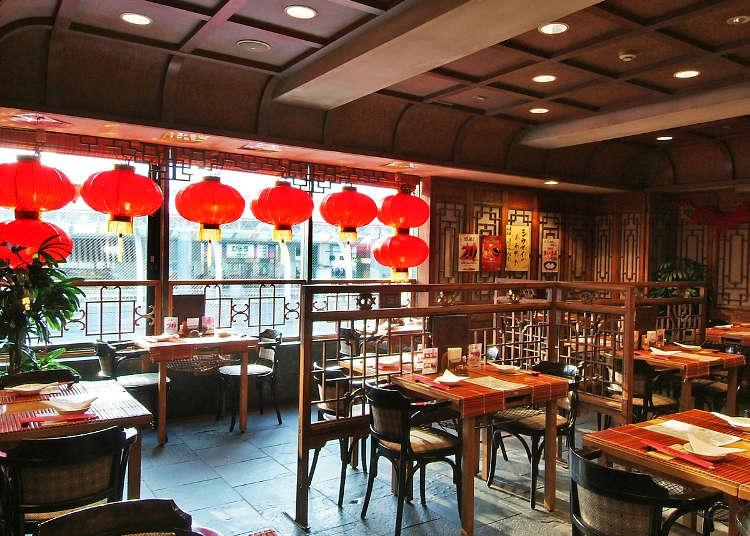 如果要在新宿用餐的话?韩国料理VS中国料理