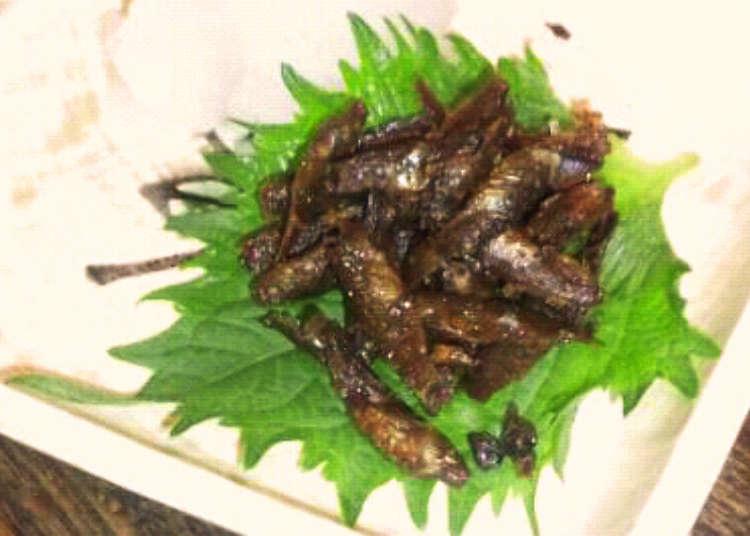 지비에(사냥한 동물을 식재료로 한 고기) 이자카야(일본식 주점)의 숨은 인기 메뉴
