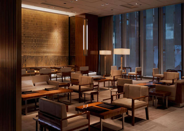 The Best Places to Relax: Tokyo's Top Luxury Cafés
