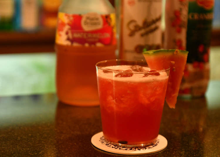 A Rich Repertoire of More Than 150 Drinks