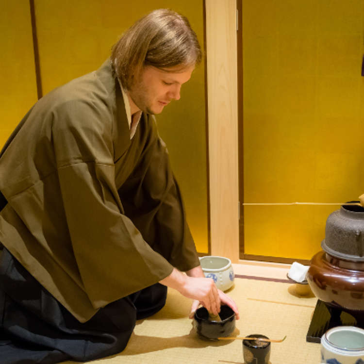 [MOVIE] 茶道の世界を体験