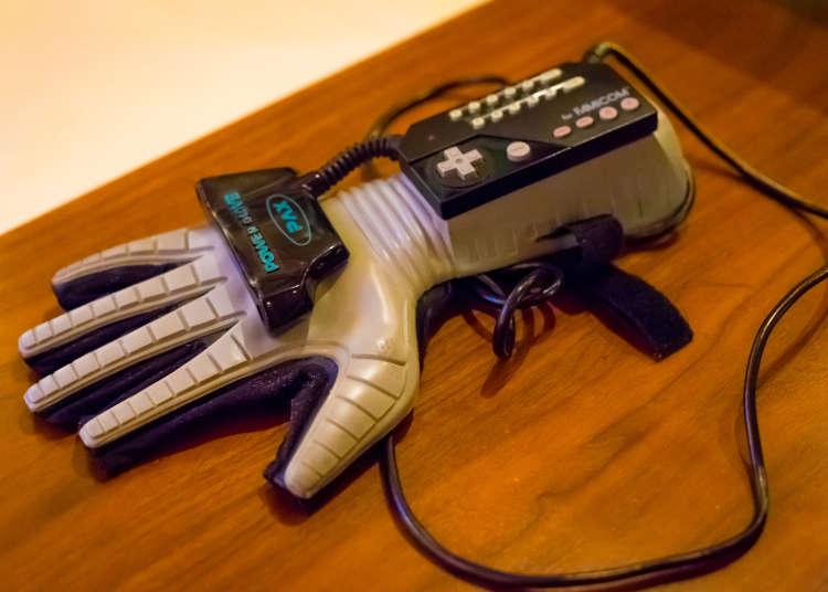 也有能量手套!