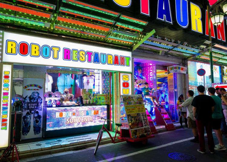 機器人餐廳的誕生!