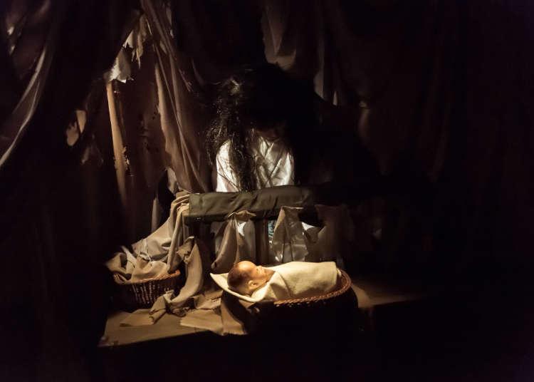 [MOVIE] 奥深き亡霊の世界へ ~夏季限定お化け屋敷『赤ん坊地獄』
