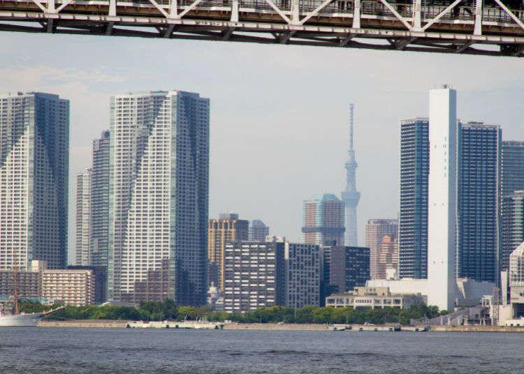 現代の東京湾