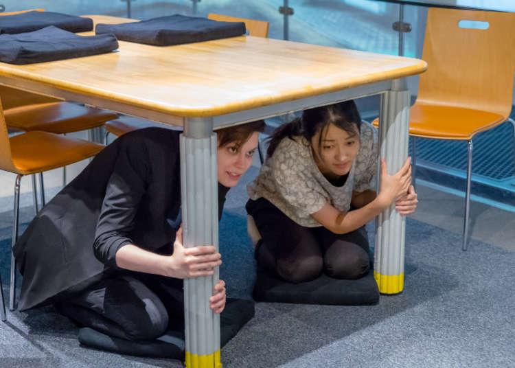 地震を知る:正しい防災行動