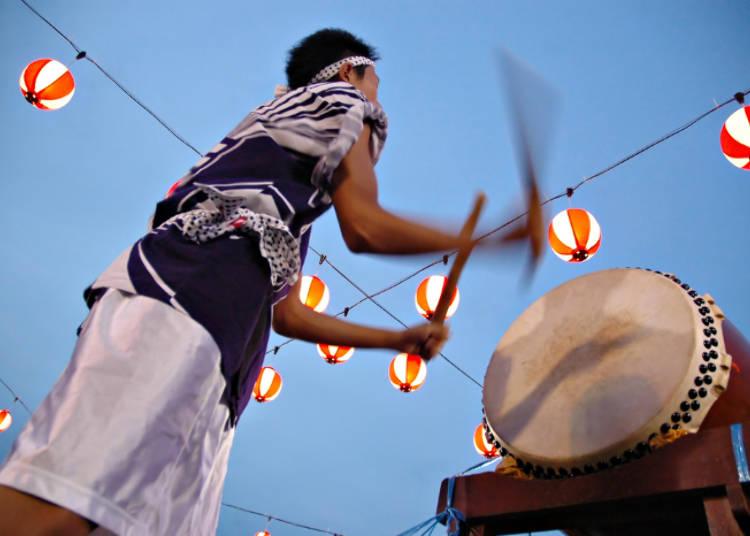 갓파바시 도구 마츠리(축제)