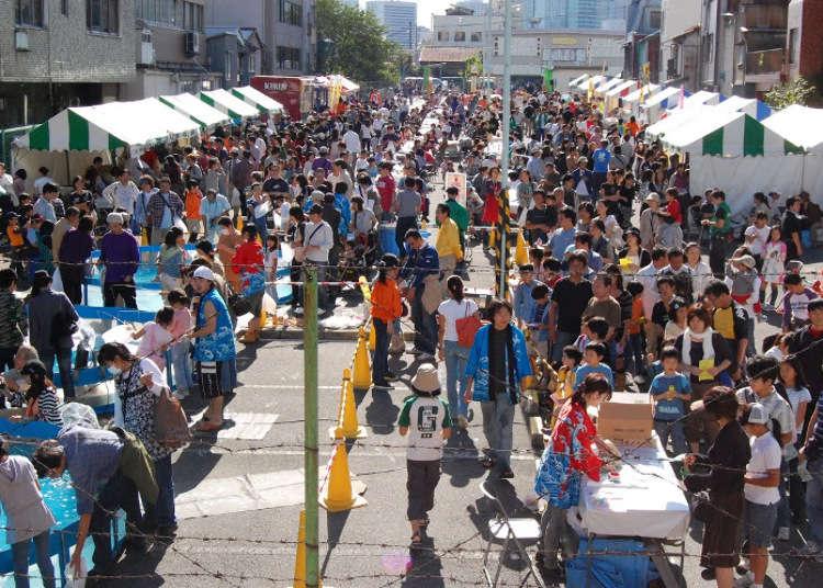 筑地秋祭2016