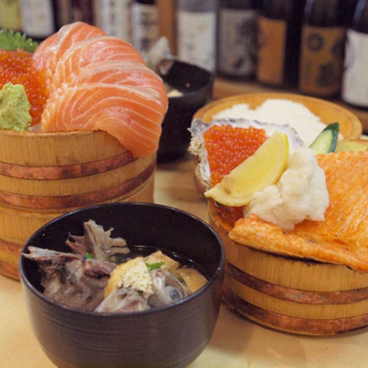 활어점 직영! 전문가가 엄선한 가이센동(해산물 덮밥)을 먹을 수 있는 맛집 3선