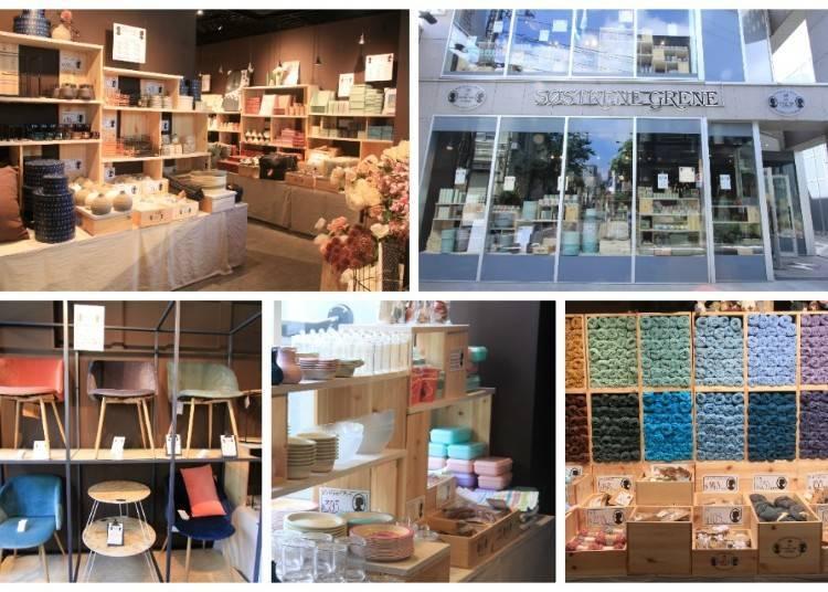 Søstrene Grene: Bringing Danish Lifestyle to Tokyo's Harajuku