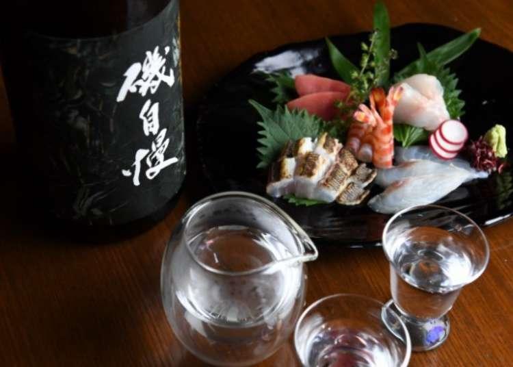 도쿄여행중 사케(니혼슈)를 마시고 싶다면! 현지인 추천의 실패없는 도쿄사케 바 4곳!