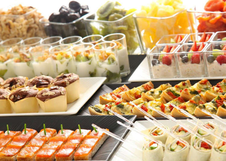 A Buffet for the Health-Conscious!