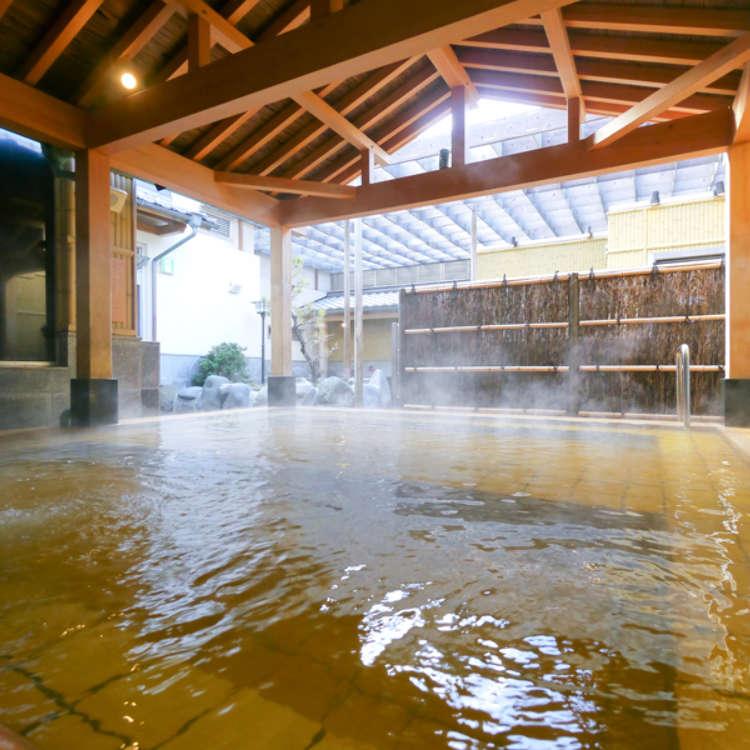 น้ำร้อนคุณภาพ! 3 สปาออนเซ็นธรรมชาติแถบชานเมืองและในเมืองโตเกียว