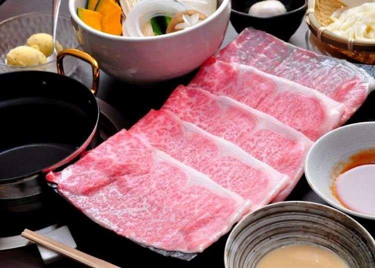 Japanese Black Beef Shabu-Shabu