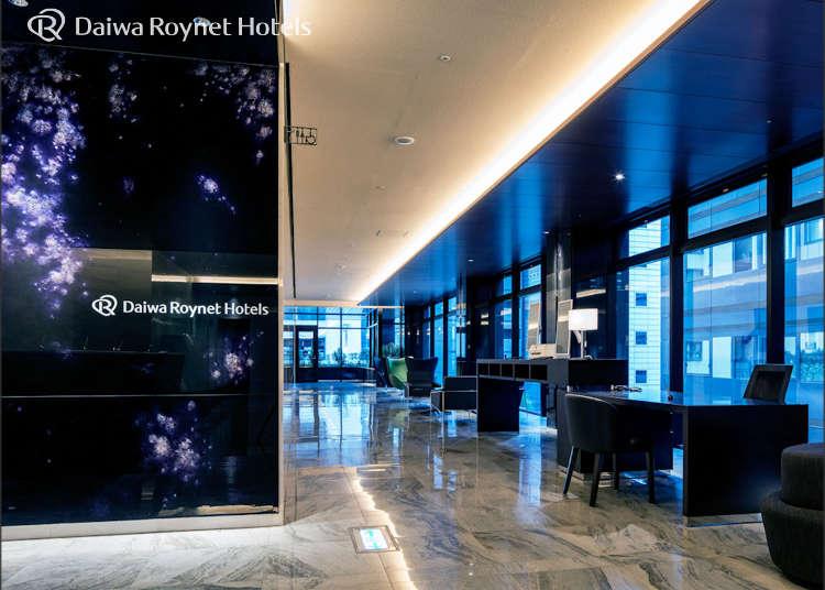 人気イタリア店併設のビジネスホテル